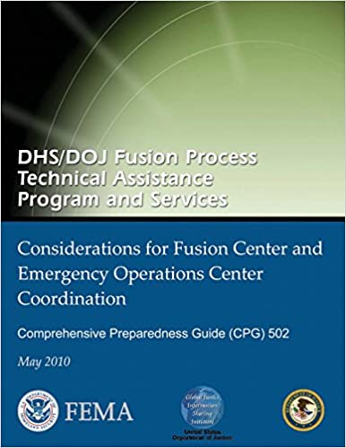 DHS/DOJ Fusion Process Technical Assistance Program and