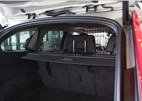 Juntu Pet Travel Protector. Separation net Safe Driving Helper. Car Pressure-mounted Barriers. Tool Free. Pet travel safety vehicle barrier for suv, vans and trucks. For Volvo Xc90