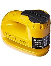 Kryptonite 720018000877 Keeper 5-S2 Chrome Disc Lock