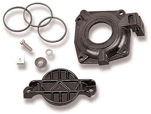 Holley 20-59 Quick Change Vacuum Secondary Housing - Center Change Quick