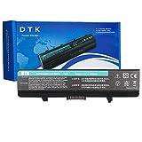 Dtk Laptop Battery for Dell Inspiron 1525 1526 1545 1546 1440 1750 Vostro 500 K450n [ 6-Cell 11.1v 5200mah] Notebook PC Battery