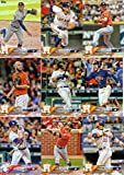 Houston Astros 2018 Topps Complete Mint Hand Collated 28 Card Team Set with Jose Altuve, Alex Bregman and Carlos Correa Plus 2017 World Series Champions Commemorative Cards