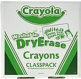 Crayola Dry Erase Classpack Crayons (96 Count)