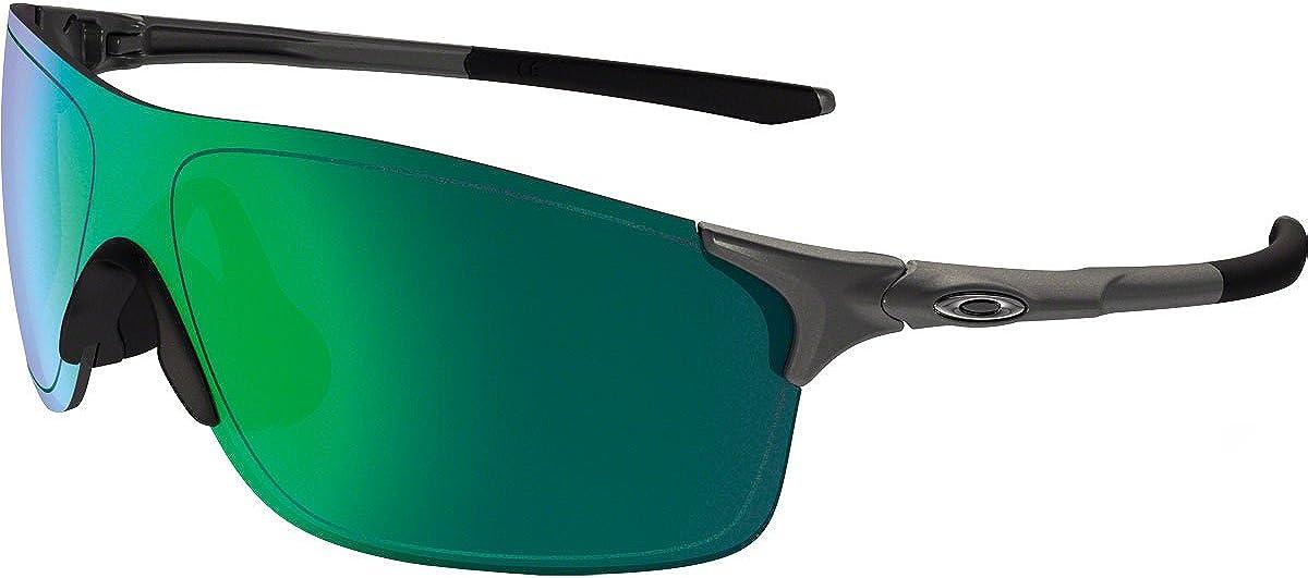 Oakley Evzero Pitch Gafas de sol, Steel, 1 para Hombre