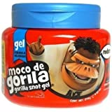 MOCO DE GORILA ROCKERO HAIR GEL JAR (red)