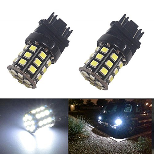 JDM ASTAR Super Bright AX-2835 Chipsets 3056 3156 3057 3157 LED Bulbs ,Xenon White
