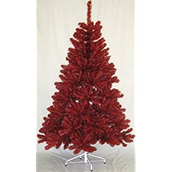 Ohio State 6FT Christmas Tree, Multi-Colored Team Tree With Stand (Scarlet & - Amazon.com: Ohio State 6FT Christmas Tree, Multi-Colored Team Tree