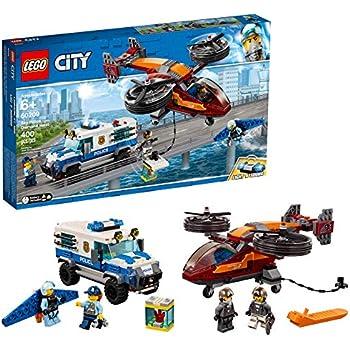 Amazon com: LEGO City Police Patrol Car 60239 Building Kit