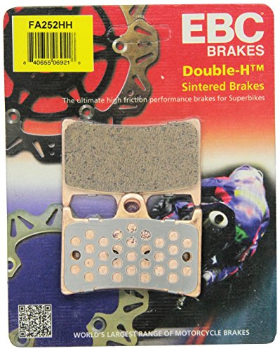 EBC Brakes FA252HH Disc Brake Pad Set