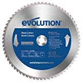 Evolution Power Tools 12BLADEST Steel Cutting Saw Blade, 12-Inch x 60-Tooth Style: 60-Tooth Size: 12 Inch, Model: 12BLADEST, Tools & Outdoor Store
