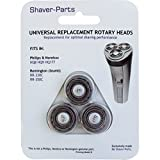 Norelco's compatible Shaving Heads SH30, HQ57, HQ8 (HQ177), Alternative (Fits) for Norelco (Philips) Shavers