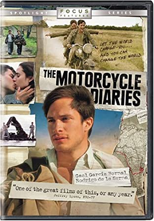 The Motorcycle Diaries Widescreen Edition