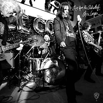 Image result for alice cooper LIVE FROM THE ASTROTURF LP