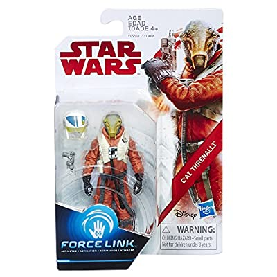 Star Wars Force Link C'ai Threnalli Figure: Toys & Games