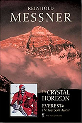 Buy The Crystal Horizon  Everest the First Solo Ascent Book Online ... e122cebb6