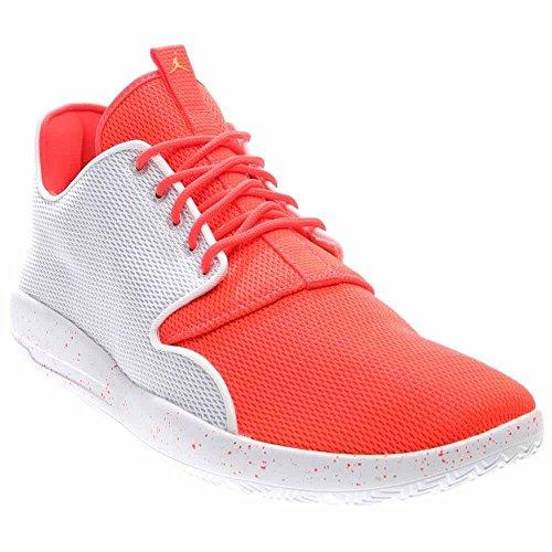 Jordan Nike Hommes Éclipse Blanc / Mtlc Pièce Dor / Infrrd 23 Chaussure De Course 13 Hommes Nous
