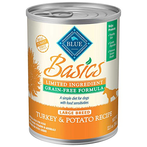 Blue Basics® Limited Ingredient Turkey and Potato Large
