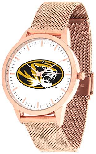 Missouri Tigers - Mesh Statement Watch - Rose Band
