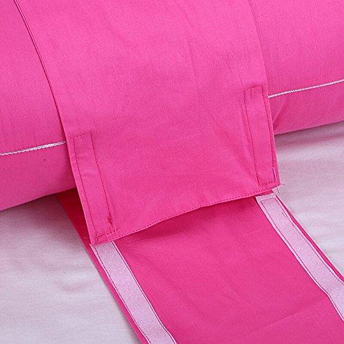 Multifunctional pregnant women pillow / waist Waiting to sleep pillow / U-shaped side sleeper / sleeping pillow / pregnant women supplies ( Color : A ) by Pregnant women pillow (Image #4)