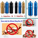roygra Cigarette Case 85mm King Size