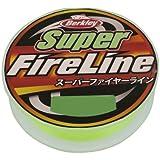 バークレイ  ライン スーパーファイヤーライン 200m グリーン 4.0号 50lb