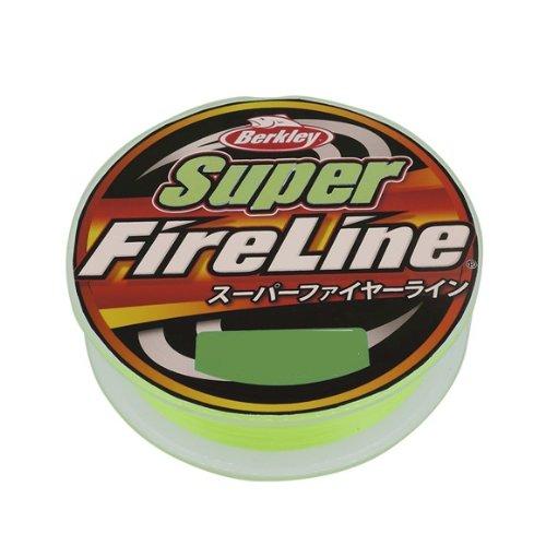 バークレイ ライン スーパーファイヤーライン 150m グリーン 1.2号 20lbの商品画像