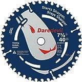 Bosch DCB740 Daredevil 7-1/4-Inch 40-Tooth Fine Finish Circular Saw Blade