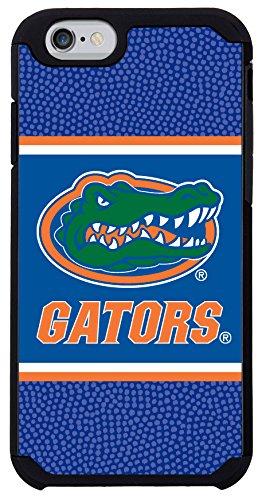 NCAA Florida Gators Football Pebble Grain Feel iPhone 6 Case, One Size, Green ()