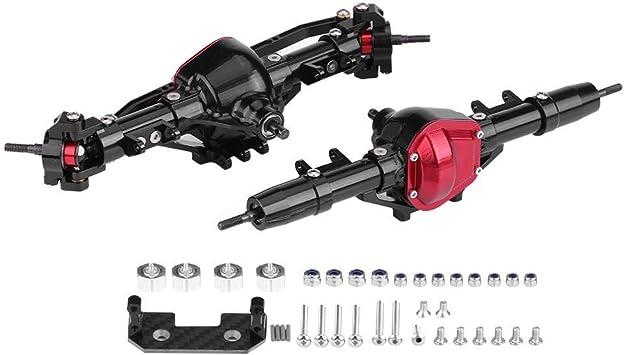 Dilwe Vordere Hinterachse Reifenantriebswelle Für Axial Scx10 Jeep D90 1 10 Rc Auto Spielzeug