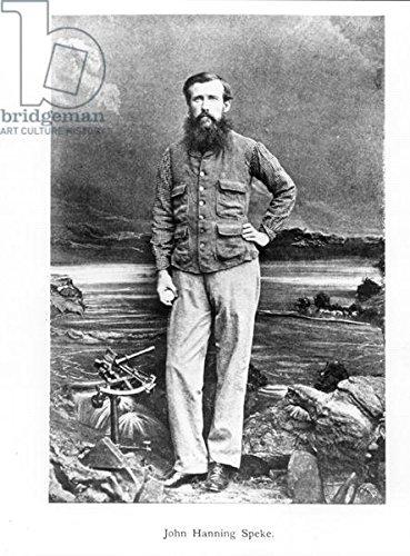 Portrait Of John Hanning Speke 1827 B W PHOTO 137411 Poster