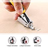Staple Gun with Remover - 3 in 1 Heavy Duty