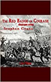 Image of The Red Badge of Courage - Illustrated Edition