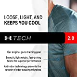 Under Armour Men's Tech 2.0 Short-Sleeve T-Shirt