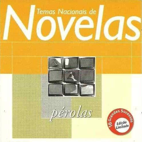 CD TEMAS NACIONAIS DE NOVELAS - SÉRIE PÉROLAS