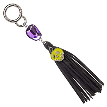 Bioworld Disney Villains Evil Queen Crystal Tassel Llavero ...
