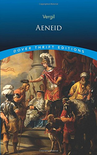 Troy Bearings (Aeneid (Dover Thrift Editions))