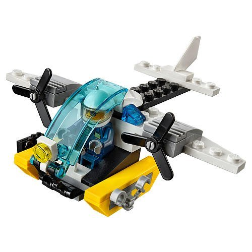 LEGO City: Prison Island Helicopter Set 30346 - Outlet City