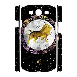YAYADE Phone Case Of I LOVE Leo For Samsung Galaxy S3 I9300
