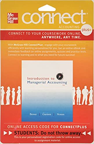 Connect 1 semester access card for introduction to managerial connect 1 semester access card for introduction to managerial accounting 6th edition fandeluxe Image collections