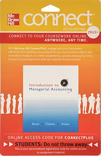 McGraw-Hill's Homework Manager User's Guide and Access Code to accompany Intro t See more like this McGraw Hill connect access code; Anatomy and Physiology ISBN: Brand New.