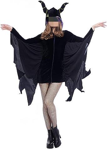 QWWR Disfraz de Halloween cuernos de murciélago comercio exterior ...