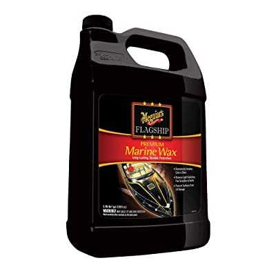 Meguiars Inc. M6301 Flagship Premium Marine Wax: Automotive