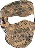 Zan Headgear Full Mask, Neoprene, U.S. Army Combat Uniform
