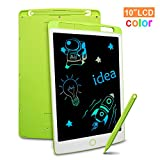 LCD Writing Tablet, Richgv 10 Inch Digital Ewriter Electronic Graphics Tablet Portable Mini Board Handwriting Pad Drawing Tablet with Memory Lock Suitable for Kids Home School Office