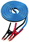 Voltec Industries 10-00307 4-Guage Booster Cables, 16-Feet, Blue and Black