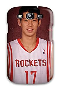 Best 9009661K842975017 houston rockets basketball nba (15) NBA Sports & Colleges colorful Samsung Galaxy S3 cases