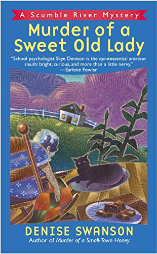 Murder of a Sweet Old Lady (Scumble River Mysteries, Book 2) - Two Old Ladies