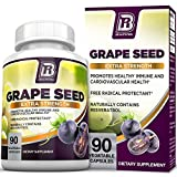 BRI Nutrition Grapeseed Extract - 400mg Maximum