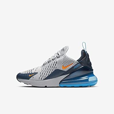 Nike Boys Air Max 270 (gs) Track & Field Shoes, Multicolour