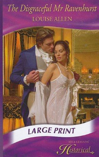 book cover of The Disgraceful Mr Ravenhurst